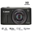 "Canon PowerShot SX260 HS 12.1 MP 20x Optik Zoom 3""LCD Dijital Fotoğraf Makinesi (Full HD ve GPS)"