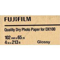 Fujifilm DX100 4''x 213' Inkjet Fotoğraf Kağıdı Gloss (Parlak) 2 Rulo