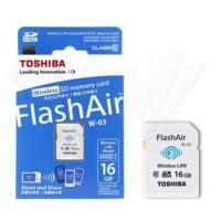 Toshiba Flashair 16 Gb Wıfı Sd Hafıza Kartı