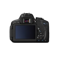 "Canon EOS 650D 18-55MM IS 18MP 3.0"" LCD SLR Fotoğraf Makinesi ( Dokunmatik Ekran )"