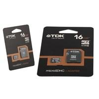 Tdk 16Gb Mıcro Sd Card Class4