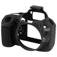 easyCover Silicon Case Nikon D3100 ( Siyah )