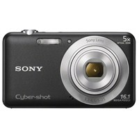 "Sony Cyber-shot DSC-W710 16.1 MP 5X Optik Zoom 2.7"" LCD Ekran ( HD Çekim )"