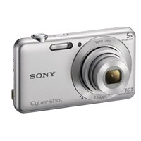 "Sony Cyber-shot DSC-W710 16.1 MP 5X Optik Zoom 2.7"" LCD Ekran ( HD Çekim ) Dijital Fotoğraf Makinesi"