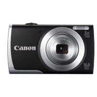 "Canon Powershot A2500 16 MP 5X Optik Zoom 2.7"" LCD Ekran Dijital Fotoğraf Makinesi"
