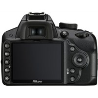 "Nikon D3200 18-105mm VR Kit 24 MP 3"" LCD Ekran Dijital SLR Fotoğraf Makinesi"