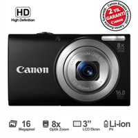 "Canon PowerShot A4050 16 MP 8x Optik Zoom 3"" LCD Dijital Fotoğraf Makinesi"