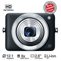 "Canon Powershot N 2,8"" Dokunmatik Ekran 12,1 MP 8x Optik Zoom ( Wi-Fi )"