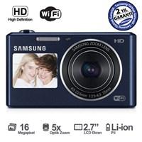 """Samsung DV150F 16 MP 5x Optik Zoom 2.7"""" LCD Ekran Dijital Fotoğraf Makinesi ( Wi-Fi Özellik )"""