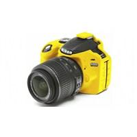 easyCover Silicon Case Nikon D3200 ECND3200Y ( Sarı )
