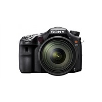"Sony SLT-A77VQ 16-50MM Lens 24,3 MP 3.0"" LCD SLR Fotoğraf Makinesi"