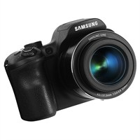Samsung WB1100F 16,2 MP 3'' LCD Ekran 35X Optik Zoom Smart Dijital Fotoğraf Makinesi