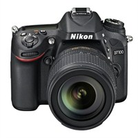 Nikon D7100 18-140mm VR Kit 24,1 MP 3,2''LCD Ekran Dijital SLR Fotoğraf Makinesi