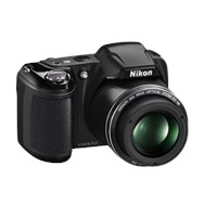 "Nikon Coolpix L330 20 MP 26x Optik Zoom 3"" LCD Ekran Dijital Fotoğraf Makinesi"