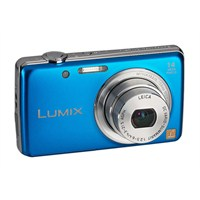 "Panasonic Lumix DMC-FS40 14MP 2.7"" LCD 5x Optik Dijital Fotoğraf Makinesi (HD Çekim)"