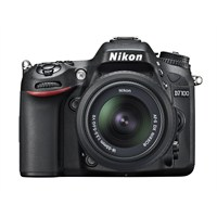 Nikon D7100 18-55mm VR Kit 24,1 MP 3,2''LCD Ekran Dijital SLR Fotoğraf Makinesi