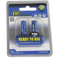 Digital Power DP-700 2xAAA 700 mAh Şarj Edilebilir Pil