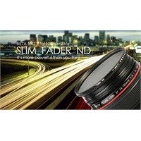 Beta 62Mm Slim Fader Variable Nd2 - Nd400 Filtre Nd 1-8 Stop