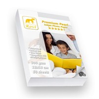 Rovi Premium İnci Fotoğraf Kağıdı - 300Gsm - 50Yp - 13X18cm