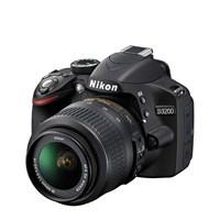 Nikon D3200 18-55 Mm Vr2 Lens Fotoğraf Makinesi (İthalatçı Garantili)