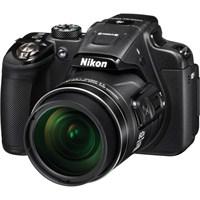 Nikon Coolpix P610 Dijital Kompakt Fotoğraf Makinesi Siyah