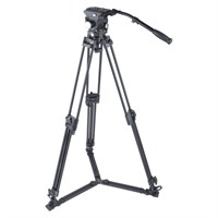 Fancier Fc 690A Profesyonel Video Tripod