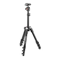 Manfrotto MKBFR1A4B-BH Tripod Befree One Alu Kit