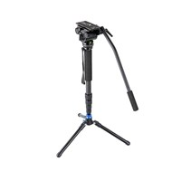 Wondlan Hunter Ht202 3 Ayaklı Video Monopod (Carbon)