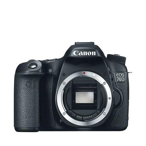 Canon 70D Body Slr Fotoğraf Makinesi (İthalatçı Garantili)