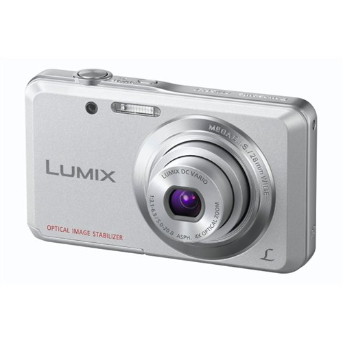 "Panasonic Lumix DMC-FS28 14.1 MP 4x Optik Zoom 2.7"" LCD HD Dijital Fotoğraf Makinesi"