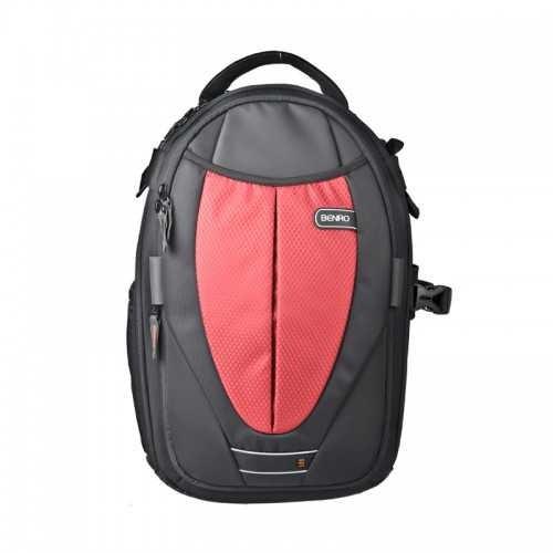 Benro Quicken 400N Sırt Çantası Siyah + Kırmızı