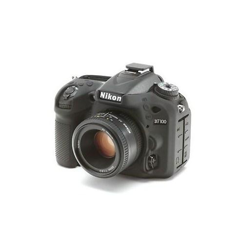 easyCover Silicon Case Nikon D7100 ECND7100 ( Siyah )