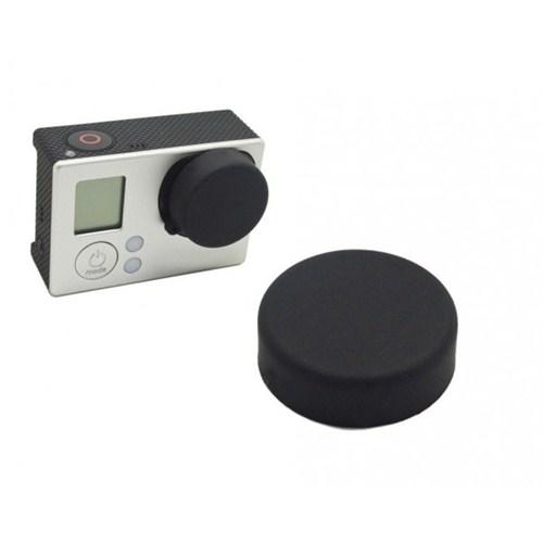 Sanger Gopro Hero 3 3+ 4 Lens Koruma Siyah