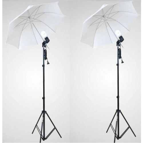Weifeng 38S Ampulflash 2X2 Set Soft Şemsiyeli
