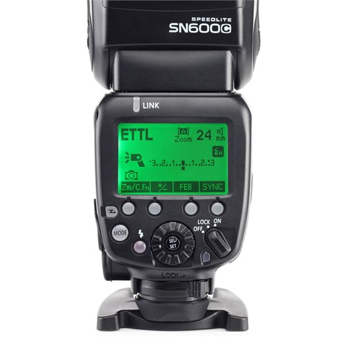 Shanny Sn600c On-Camera Ttl Speedlite Harici Flaş (Canon Uyumlu)