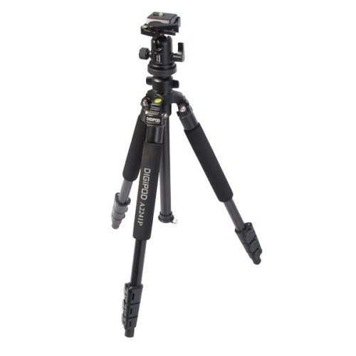 Digipod A-2241p 137.8cm Tripod + Bh12N Ball Head