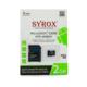 Syrox 2 Gb Micro Sd Card Hafıza Kartı Adaptörlü