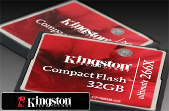 CompactFlash – Ultimate 266x