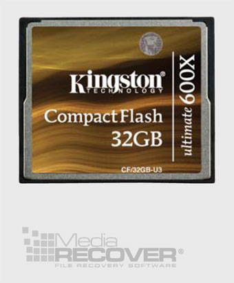 CompactFlash – Ultimate 600x
