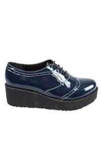 Matraş Kadın Dolgu Topuklu Ayakkabı