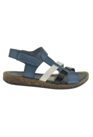 Vicco 320U423 Tek Cirt Lacivert Çocuk Sandalet