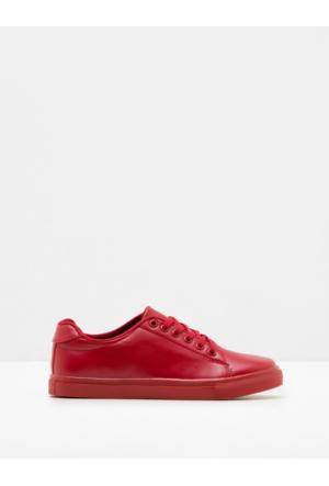Ole Kadın Ayakkabı Kırmızı