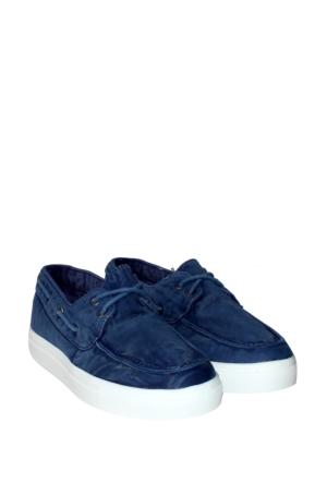 Dosteli Ayakkabı İndigo Spery Bayan Keten Ayakkabı-140