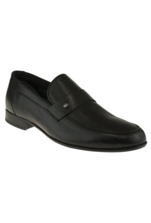 Burç 303 2424M Siyah Ayakkabı