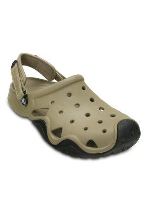 Crocs 306 Swıftwtr-m Haki Terlik
