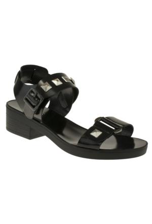 Yees 247 338Z Siyah Sandalet