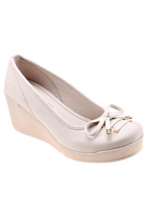 Art Bella 3615 Bej Kadın Ayakkabı