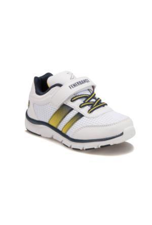 Fb 1243124 Beyaz Lacivert Erkek Çocuk Ayakkabı