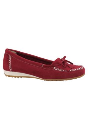 Kinetix 1241082 Bordo Kadın Ayakkabı