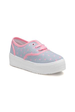 Seventeen Ross Kot Kız Çocuk Sneaker Ayakkabı